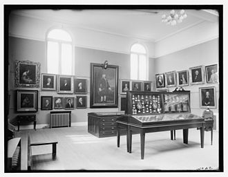 Essex Institute - Essex Institute, Salem, Massachusetts, circa 1900-1910