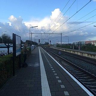 Anna Paulowna railway station