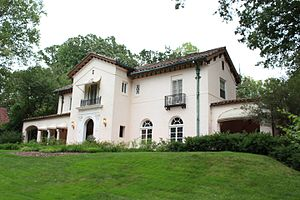 Druid Hills Historic District (Atlanta, Georgia) - Image: Estate 2