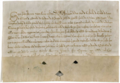 Estudio General de Alcalá de Henares (20-05-1293) promulgado por Sancho IV de Castilla.png