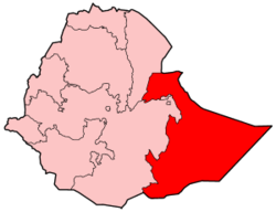 Somali Region - Wikipedia, the free encyclopedia