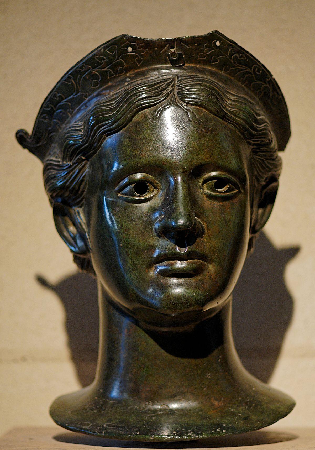 Escultura romana viquip dia l 39 enciclop dia lliure - Escultura decorativa ...