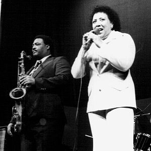 Etta Jones - Etta Jones and Houston Person, 1980