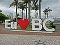 Eu amo BC, Balneário Camboriú SC.JPG