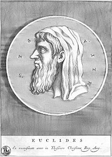Euclid of Megara Greek philosopher