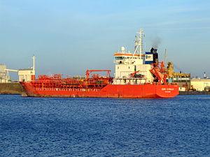 Euro Corallo pic2, Port of Amsterdam, 13Dec2008.JPG