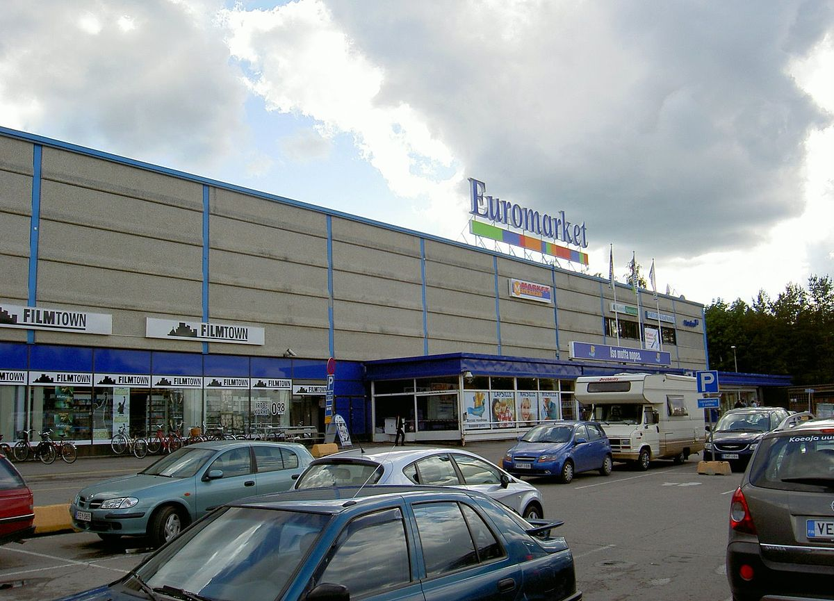 K Kauppa Tampere