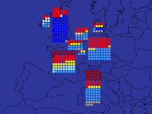 European Parliament election, 1979 - electoral map.png