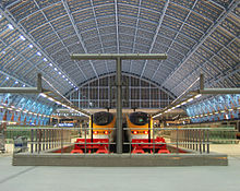 Eurostar at St Pancras Jan 2008.jpg