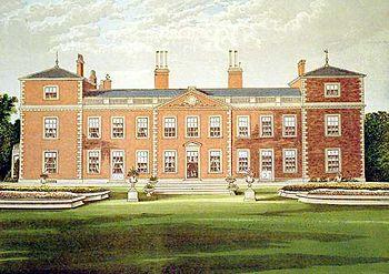 Résultat d'images pour euston hall de Thetfort
