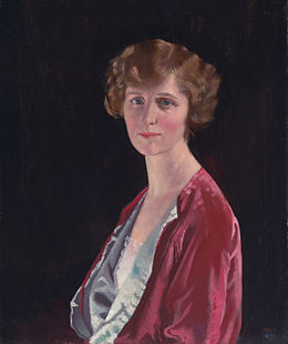 Evelyn Marshall Field (Mrs. Marshall Field III), by William Orpen (1878-1931).jpg