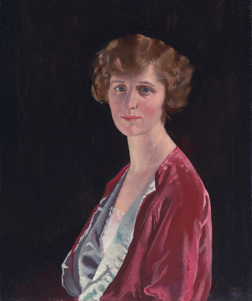 File:Evelyn Marshall Field (Mrs. Marshall Field III), by William Orpen ...