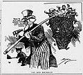 Evening Star Cartoon by Clifford K. Berryman Nov 8 1919.jpg