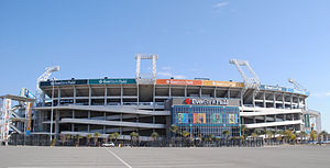 Das EverBank Field in Jacksonville