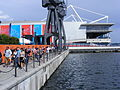 Excel Centre London 2012 Olympic games. (7706097928).jpg