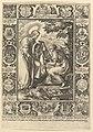 Exemplar Virtutum, from the Allegorical Scenes from the Life of Christ MET DP821018.jpg