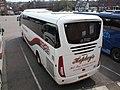 Exeter Coach Station - Hopleys YN15YTU (rear).JPG