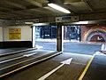 Exit from, Markets multi-storey car park, Leeds (14th June 2019).jpg
