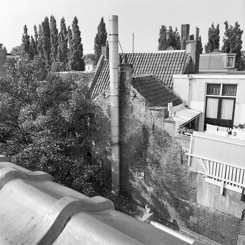 Voortgezet springweg 2 2bis in utrecht monument for Exterieur kelder