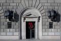 Exterior door, United States Commerce building, Washington, D.C LCCN2010719250.tif