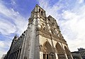 Exterior of Notre-Dame de Paris, Paris 4th 009.jpg