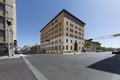Exterior street view of the U.S. Courthouse, Albuquerque, New Mexico LCCN2013634311.tif