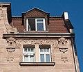 Fürth Jakobinenstraße 3 Dekoriertes Fenster 2011 09 10.jpg