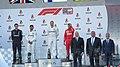 F1 Azerbaijan Grand Prix 2019 podium.jpg