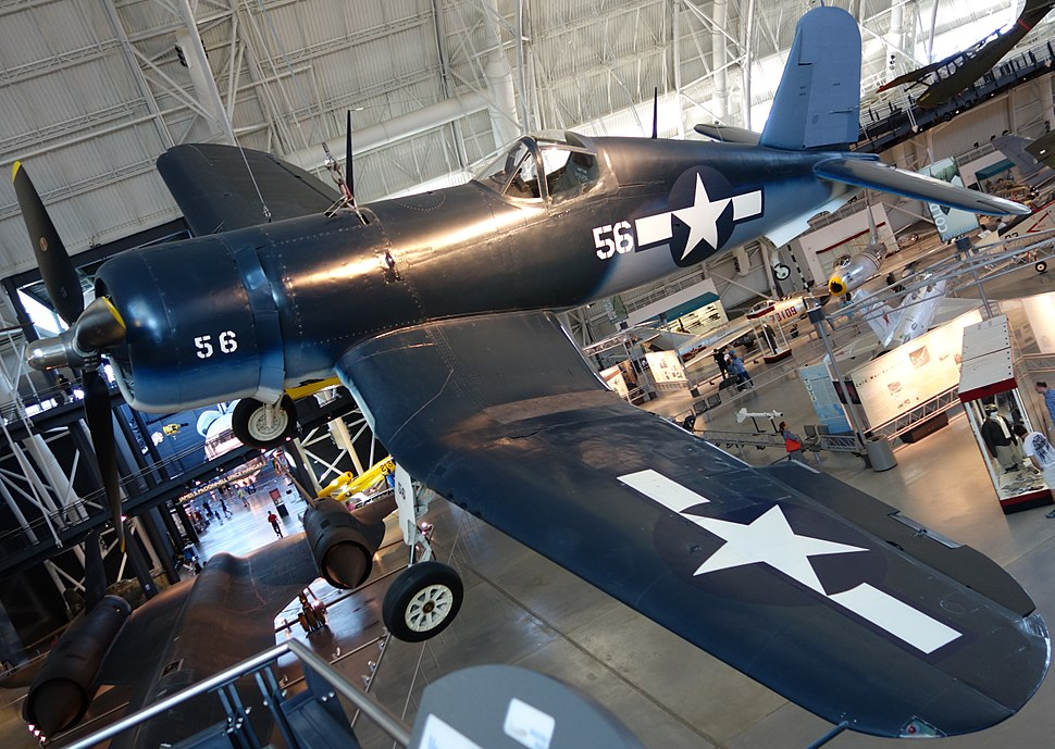 F4U Coursair Udvar Hazy