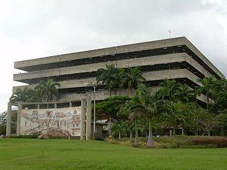 University of Carabobo - Economical and Social Sciences Building.