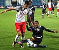 FC Salzburg versus Girondins Bordeaux (UEFA Youth League 17. Oktober 2017) 03.jpg