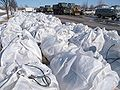 FEMA - 40361 - Sand bags lined up and ready for use in Fargo, North Dakota.jpg