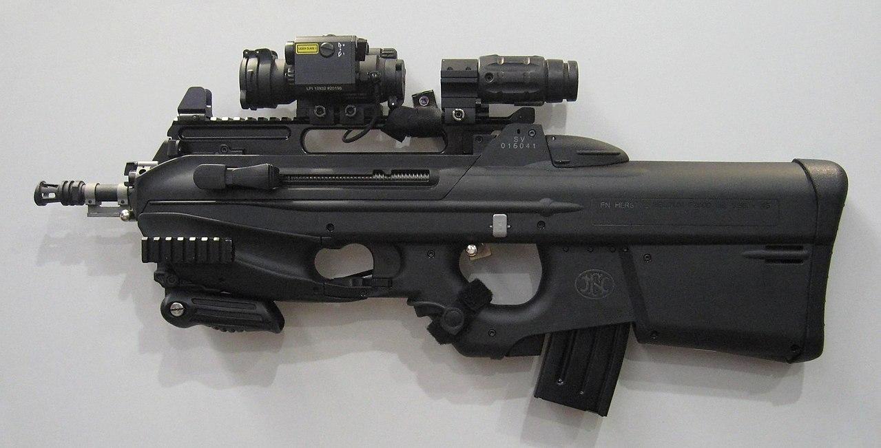 Снайперские винтовки ИГИЛ