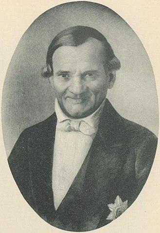 Ф. Глинка в отставке, в Твери. 1878 год.