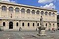 Façade de la Bibliothèque Sainte-Geneviève, sud 01.JPG