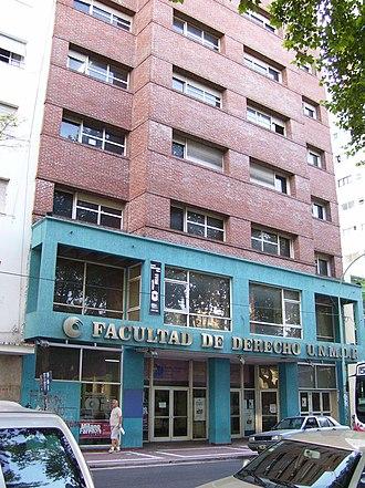 National University of Mar del Plata - Law School of the University of Mar del Plata