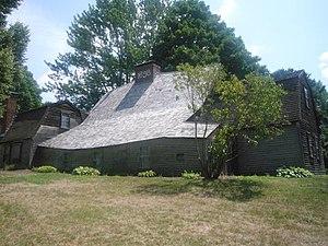 Fairbanks House (Dedham, Massachusetts) - Image: Fairbanks house 1