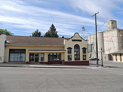 Downtown Fairfield, Washington