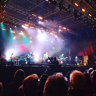 Fairport Convention British folk rock group