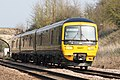 Fairwood - GWR 166217 down train.JPG