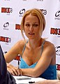 Fan Expo 2012 - Gillian Anderson 10 (7891579062).jpg