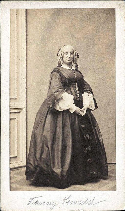 Fanny lewald stahr