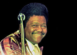 Fats Domino in 1977