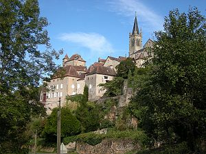 Faycelles - A general view of Faycelles