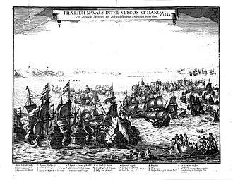 Battle of Fehmarn (1644) - Naval battle of Fehmarn