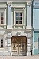 Feldkirchen Hauptplatz 10 Walluschnig-Haus Portal und Fenster 02072016 3557.jpg