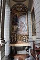 Felice Ficherelli, Vergine che appare a san Filippo Neri, 1657-1659, 01.JPG