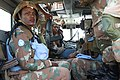 Female combat troops of South African Contingent in MONUSCO on robust foot and moblile patrols 37.jpg