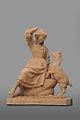 Femme avec un agneau, Auguste Nayel 01.JPG