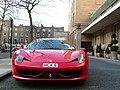 Ferarri Ferrari F458 (6656123901).jpg